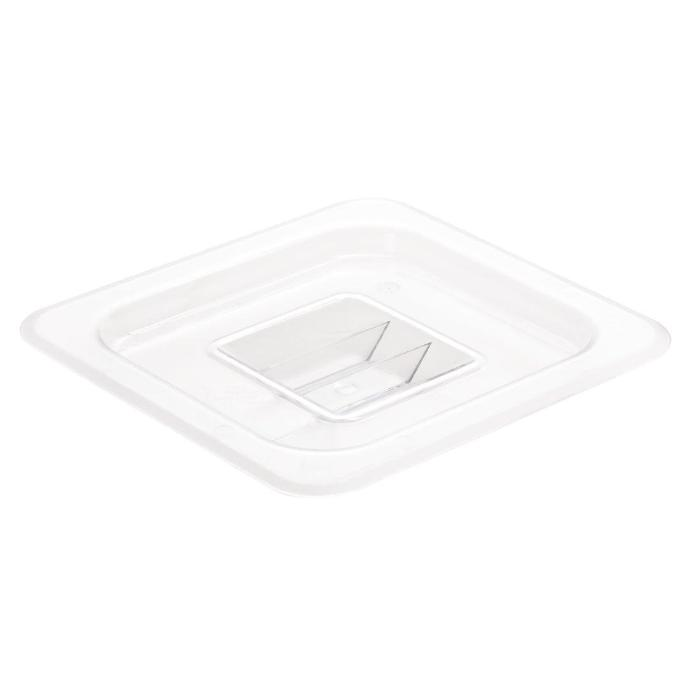 Vogue Polycarbonate 1/6 Gastronorm Container Lid