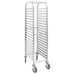 Vogue Gastronorm Racking Trolley 20 Level