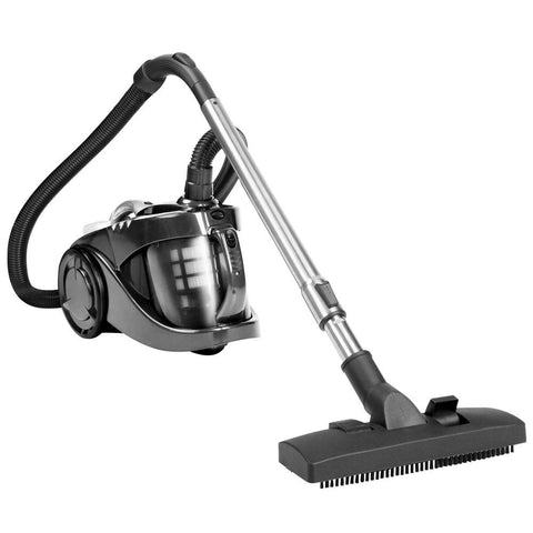 Bagless Cyclone Cyclonic Vacuum Cleaner HEPA Black