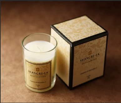 Essence of Shangri-La Candle