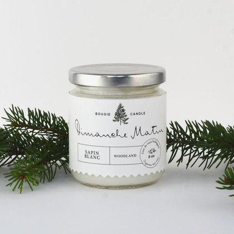 Dimanche Matin Woodland Candle