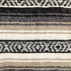 Mexican Bohemian Falsa Throw Blanket