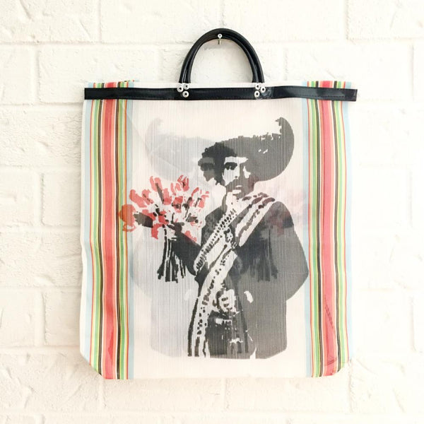 Reusable Bag Mexican Love