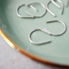 ARC HOOKS EARRINGS