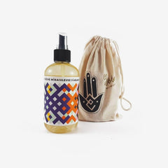MOROCCAN ARGAN AND SHEA OIL