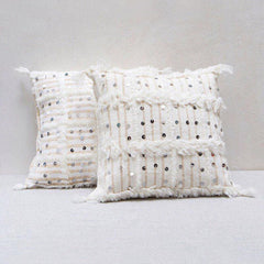 Moroccan Handira Pillow