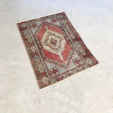 Hikmet | Vintage Turkish Rug