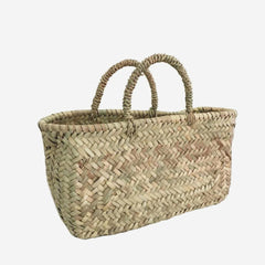 WICKER BASKET STRAWBERRY
