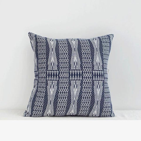 Aarti Pillow - Indigo Blue