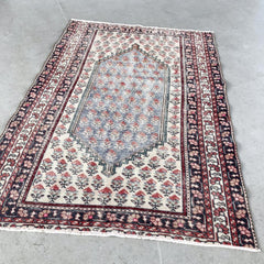 Beril | Vintage Turkish Bohemian Rug