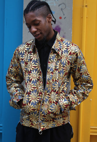 african jacket
