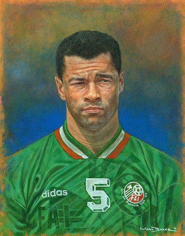 Paul McGrath – print