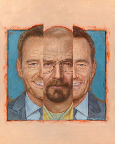 Breaking Bad – canvas print