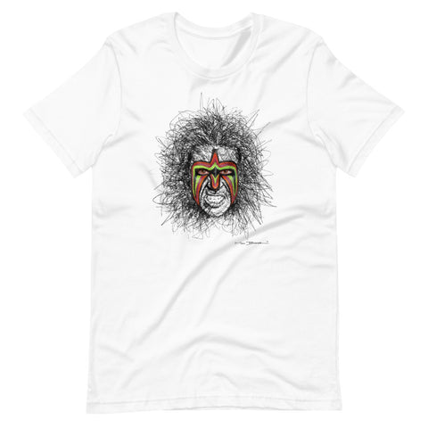 Ultimate Warrior WWF T-Shirt