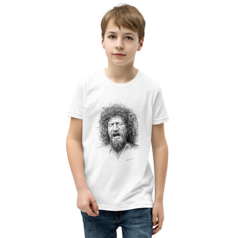 Luke Kelly Sketch Kids T-Shirt