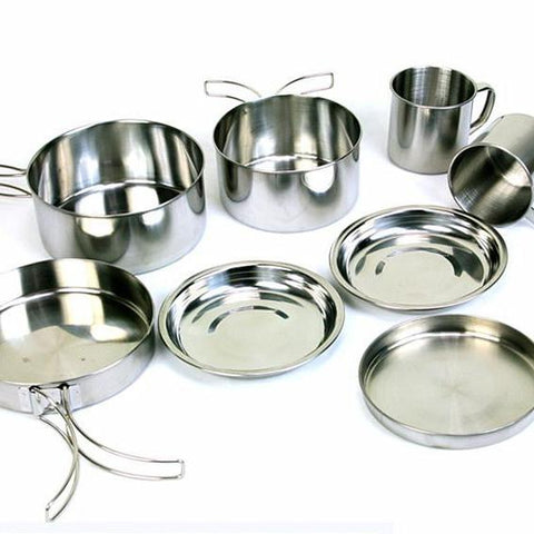 Quality Stainless Steel Pots & Pans Cooking Set - Your Kitchen Ideas