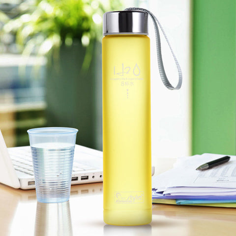 12oz Unbreakable Plastic Water Bottle - Your Kitchen Ideas