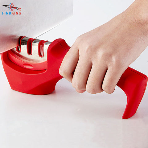 3-Stage Kitchen Knife Sharpener - Your Kitchen Ideas