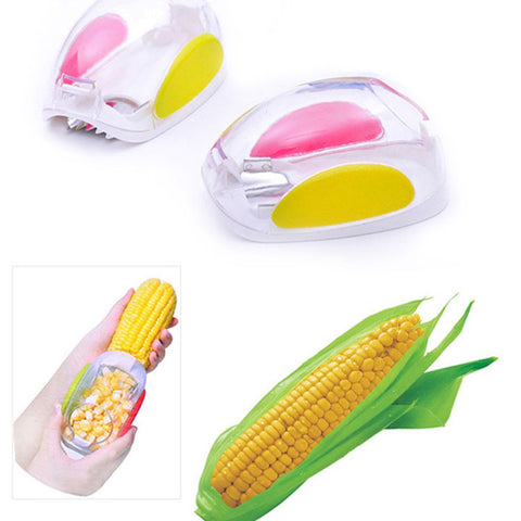 Corn Stripper, Corn Cob Cutter - Your Kitchen Ideas