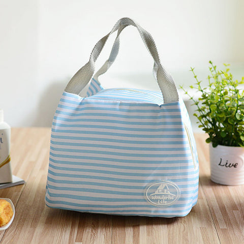 Lunch and Picnic Bag with Insulation - Your Kitchen Ideas