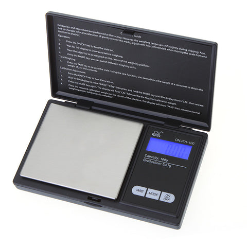 Mini Digital Kitchen Scale (100-gram) - Your Kitchen Ideas