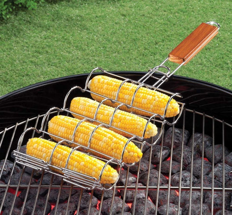 Corn Grilling Basket - Your Kitchen Ideas