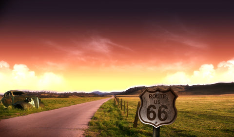 US Route 66 - www.route66-shop.com