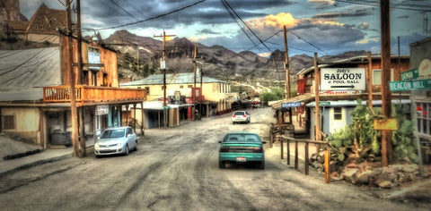 Oatman - US Route 66