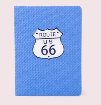 Notebook Route 66
