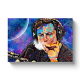 """Elon SpacedX"" by CANVAS HYPE"