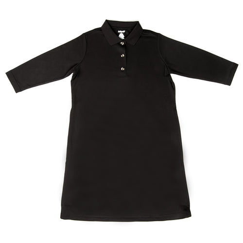 The Perfected Polo Dress