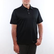 Load image into Gallery viewer, Mens Adaptive Perfected Polo