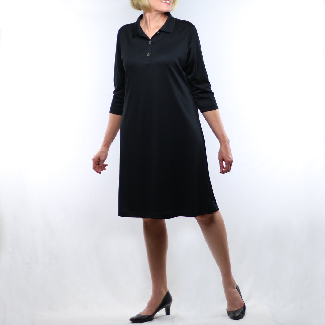 Womens Adaptive Perfected Polo Dress