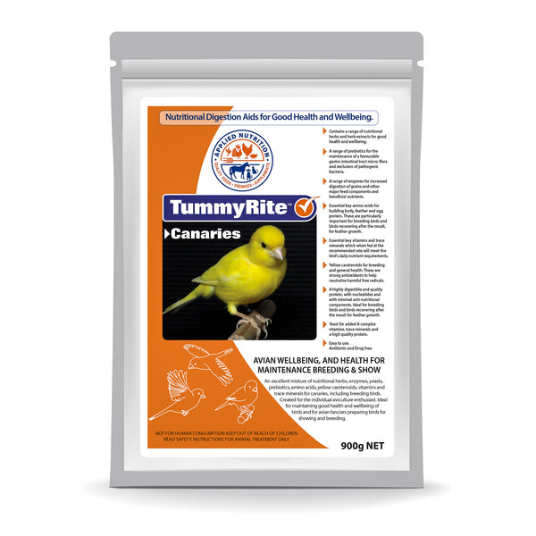 Canary Food Supplements & Vitamins