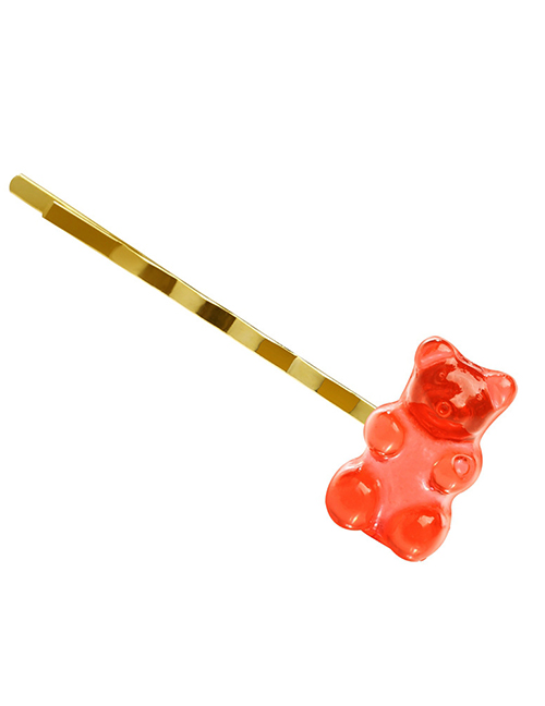 Gummy Bear Hair Slide