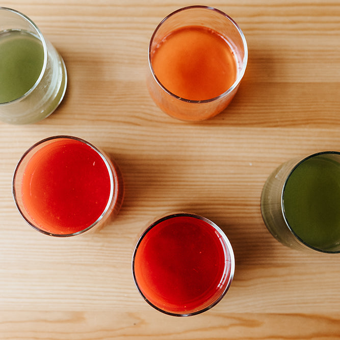 Which cleanse is for you? Take our quiz to find out.