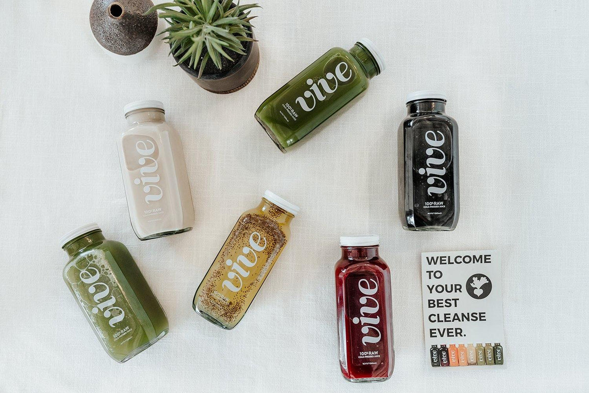 Gentle Cleanse [Pre-Order] - Vive Juicery