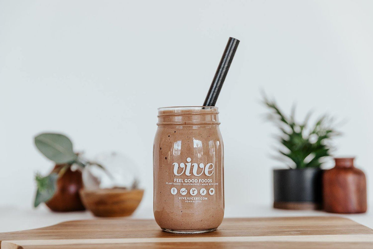 Root to Happiness - Vive Juicery