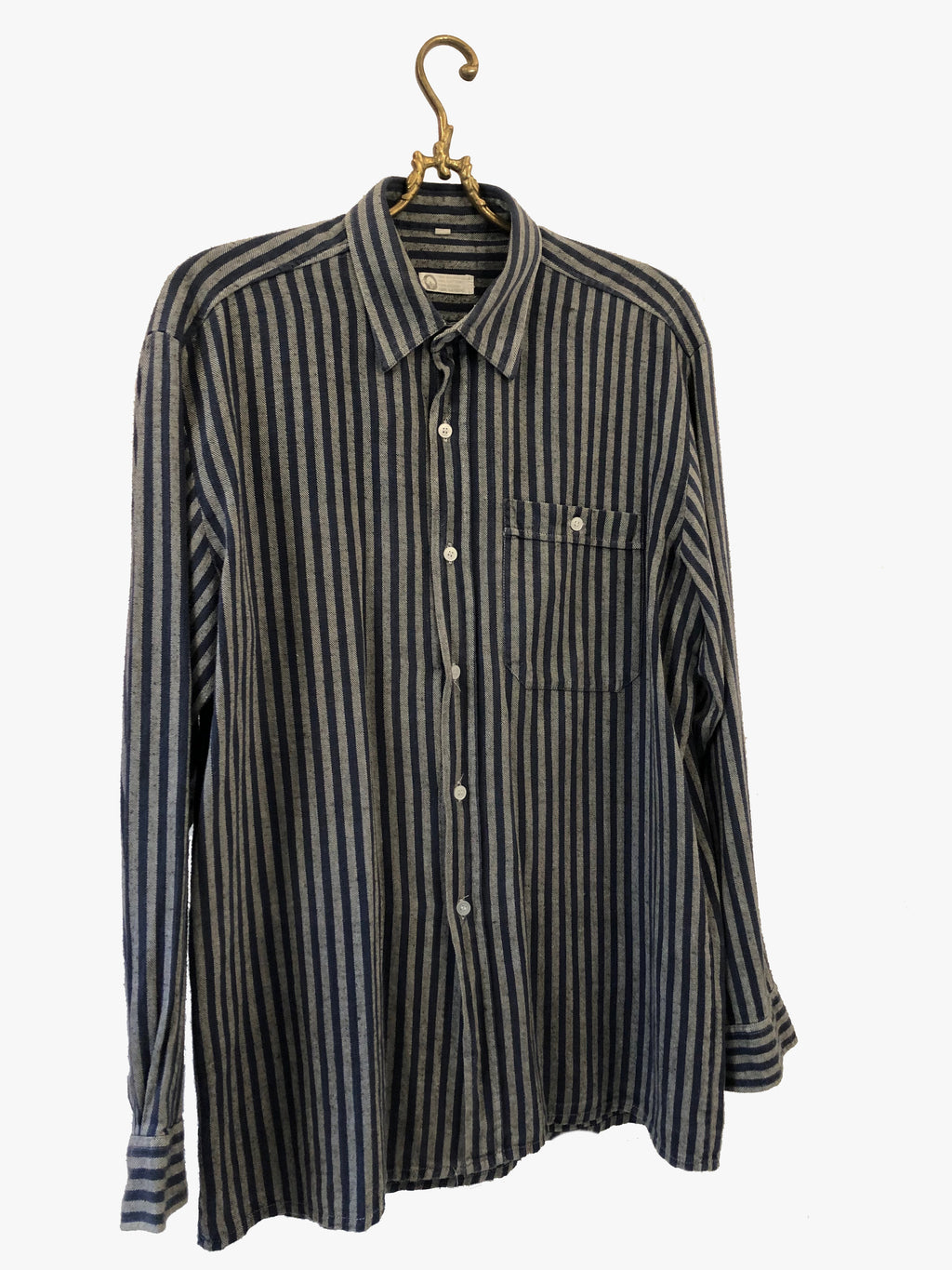 Striped Flannel (m)
