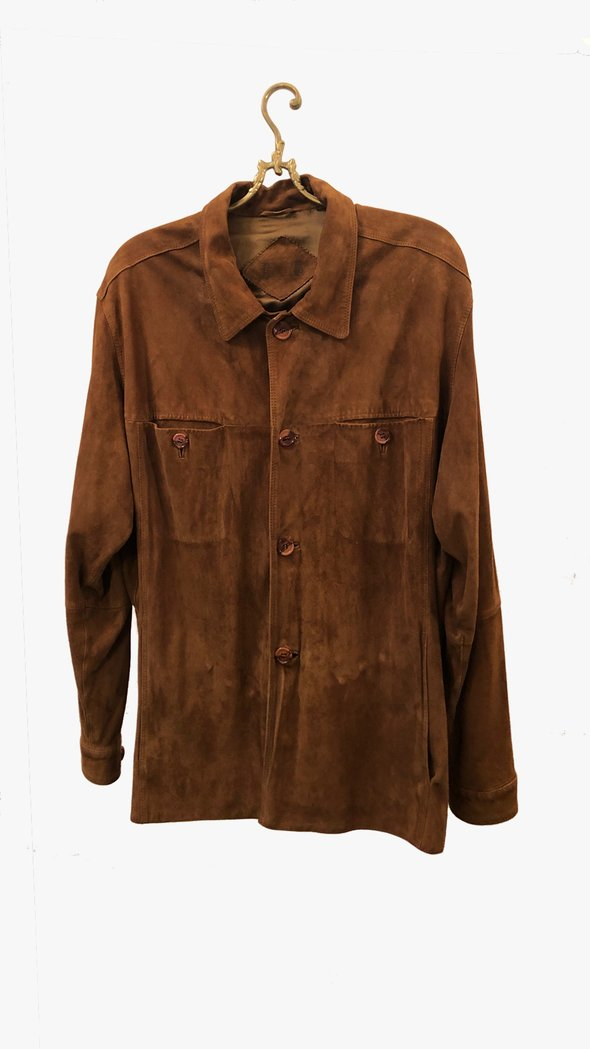 Soft Brown Suede (m/l)