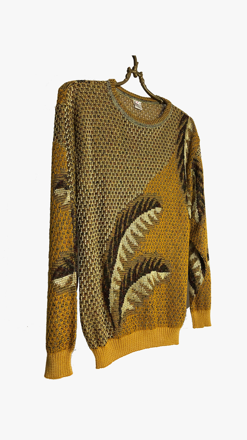 palm sweater