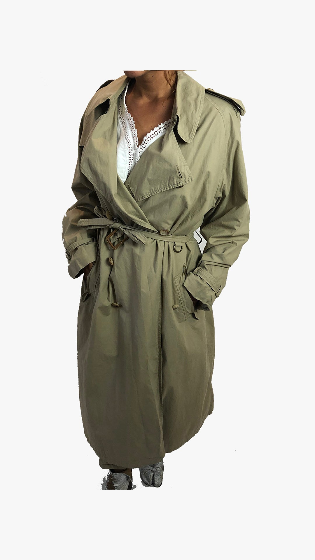Polo Trench (M)