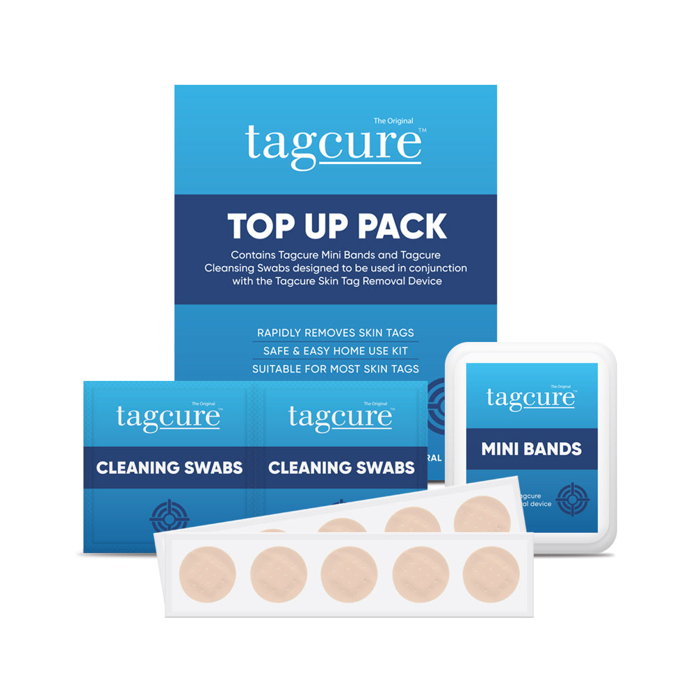 Tagcure Complete - Device Kit & Top Up Pack by  Tagcure