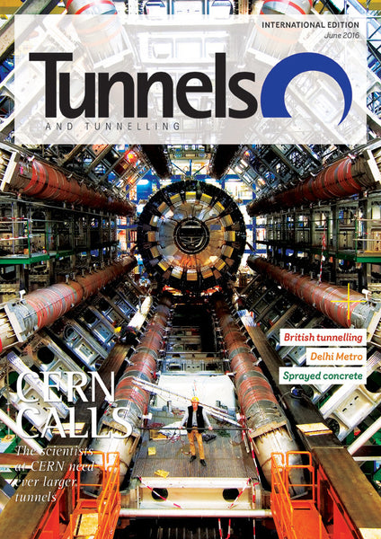 Tunnels & Tunnelling International : 12 month subscription