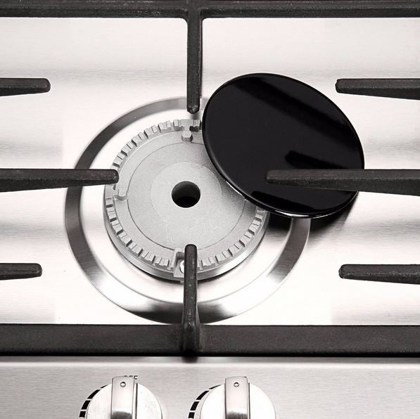 "34"" Stainless Steel Built-in Cooktop with 6 Burners"