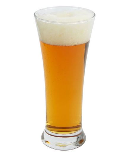 Flared Pilsner Glassware 12 oz  - 12 per Case
