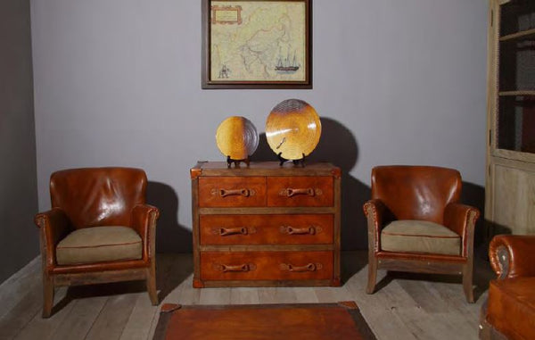Hand Crafted, Custom-Made Vintage Style Furniture