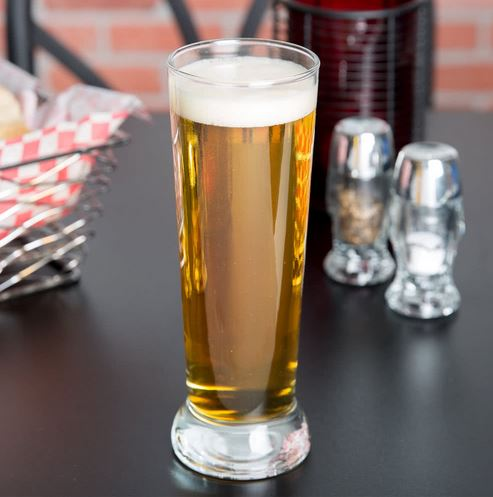 Pilsner Bar Restaurant Glassware 16.25 oz  - 12 per Case
