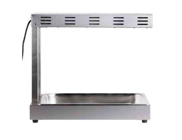 Countertop Infrared Commercial French Fry Food Warmer, Dump Station, 1000W, 120V