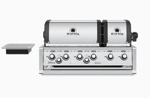Broil King Imperial XLS 6-Burner Stainless Steel Built-in Gas Grill